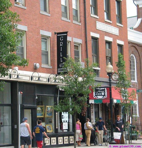 Grill 417 , Boston