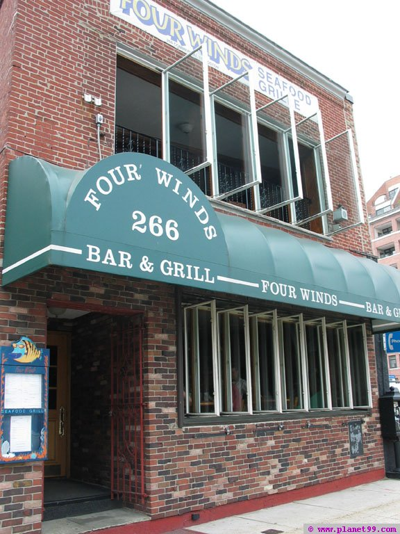Four Winds Seafood Grille , Boston