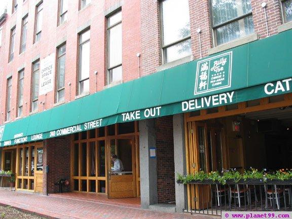 Billy Tse , Boston