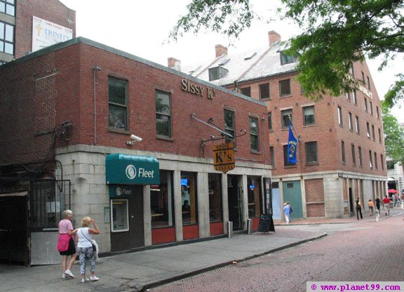 Sissy K's , Boston