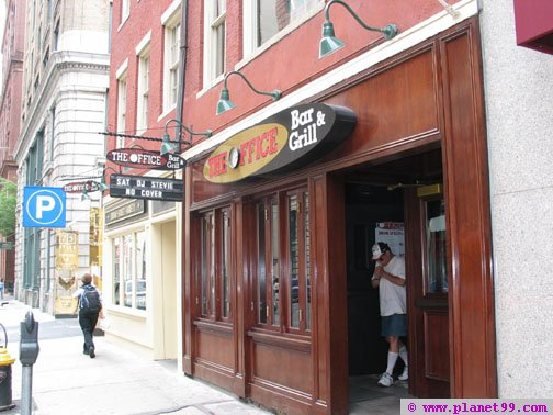 Office Bar and Grill , Boston