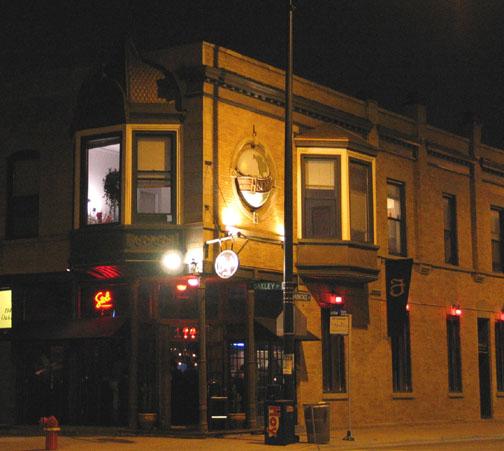 Chicago , Floyd's Pub