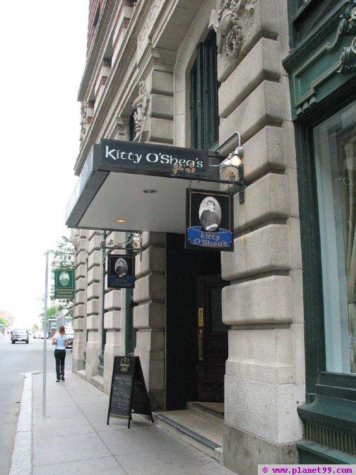 Kitty O'Sheas , Boston