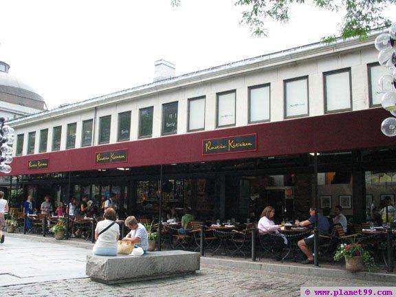 Rustic Kitchen , Boston