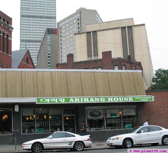 Boston , Arirang House