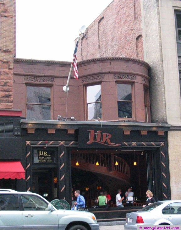 Lir Irish Pub , Boston