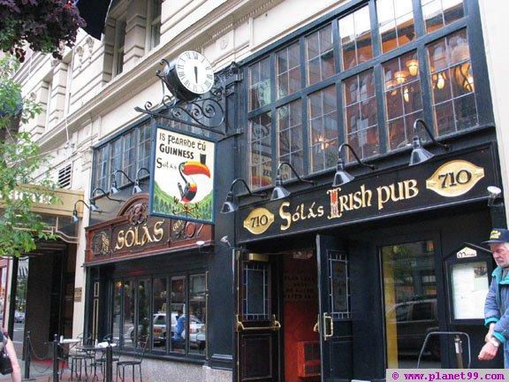 Sola's , Boston