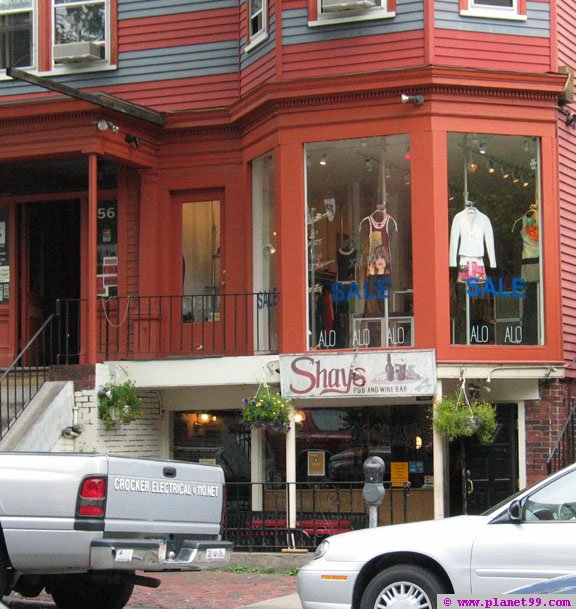 Shay's , Cambridge