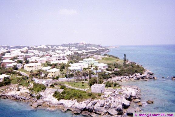 Battery Park , St George's, Bermuda