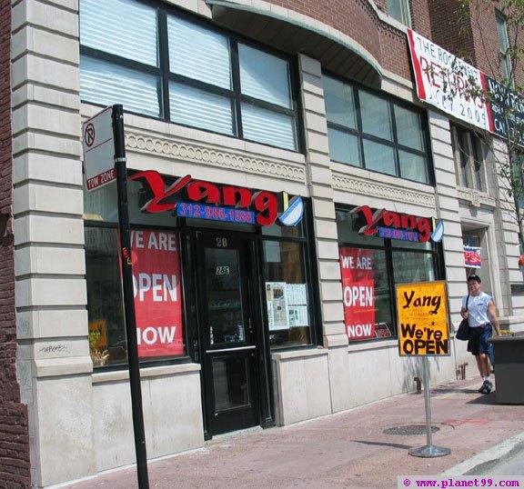 Yang Chinese Restaurant , Chicago