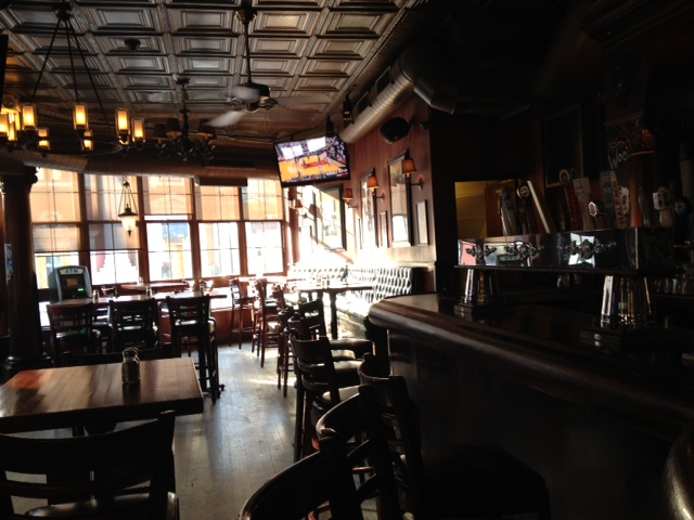 Brownstone Tavern and Grill , Chicago