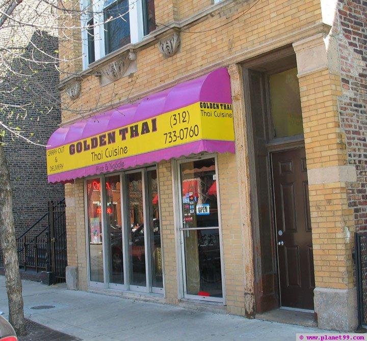 Golden Thai , Chicago