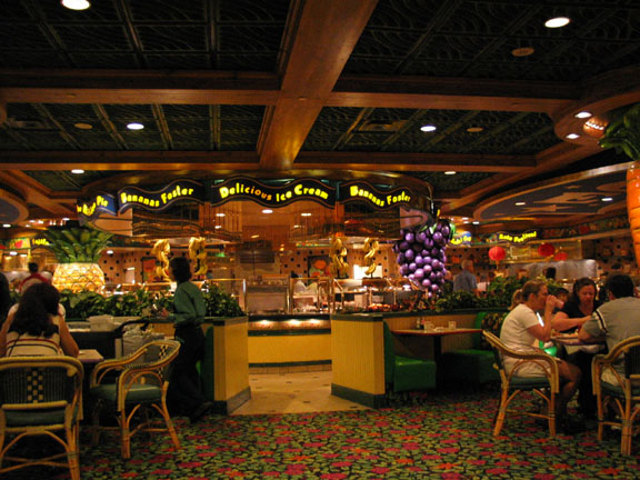 Buffets In Las Vegas. Our bureau in Las Vegas is