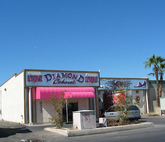 Diamond Cabaret , Las Vegas