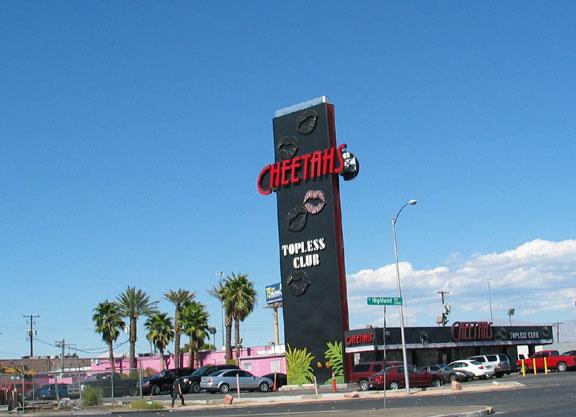 Cheetah's , Las Vegas