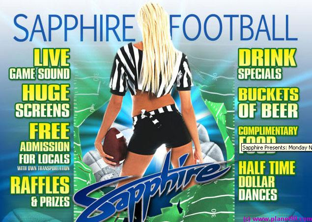 Sapphire Club , Las Vegas