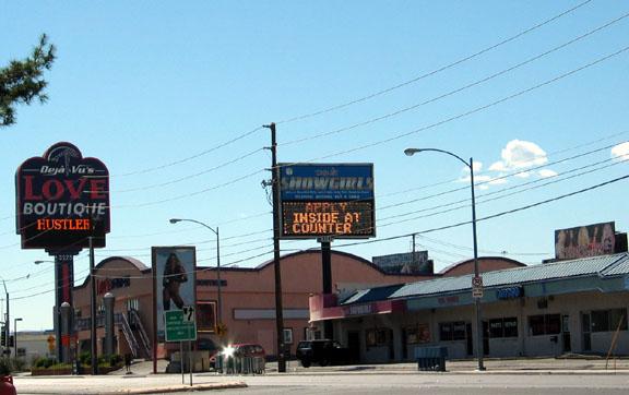 Deja Vu Showgirls , Las Vegas