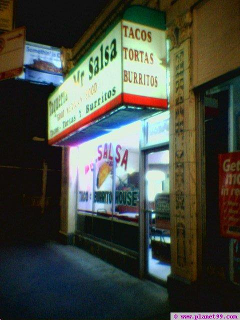 Taqueria Mr Salsa , Chicago