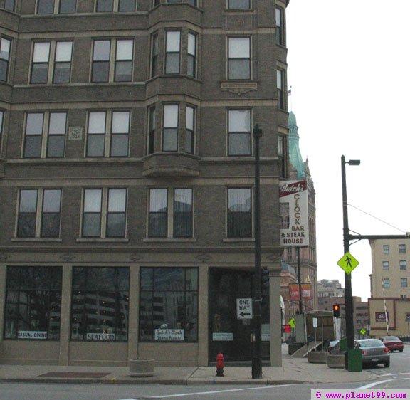 Butch's Clock Steak House and Martini Bar  , Milwaukee