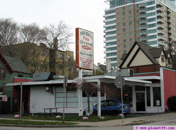 Papa Rosa's , Milwaukee