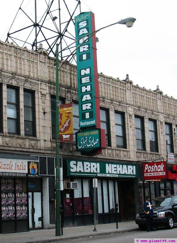 Sabri Nehari , Chicago