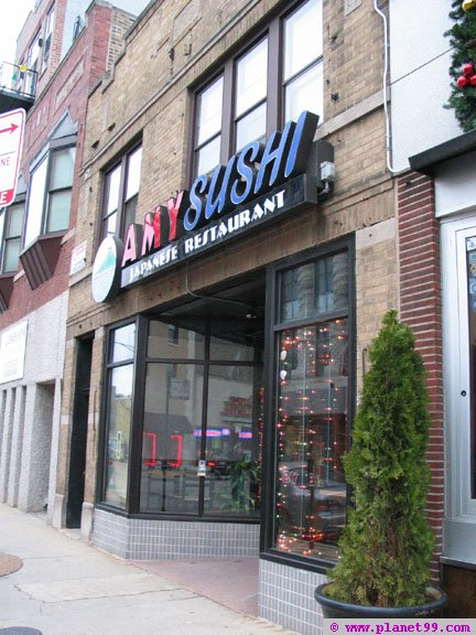 Amy Sushi  , Chicago