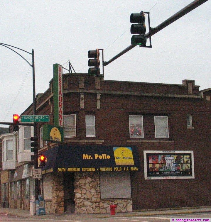 Mr. Pollo , Chicago