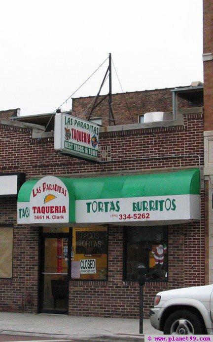 Las Paradita's , Chicago