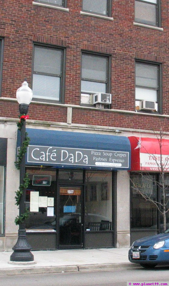 Cafe DaDa , Chicago