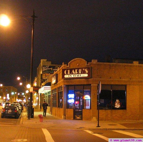 Clark's on Clark , Chicago