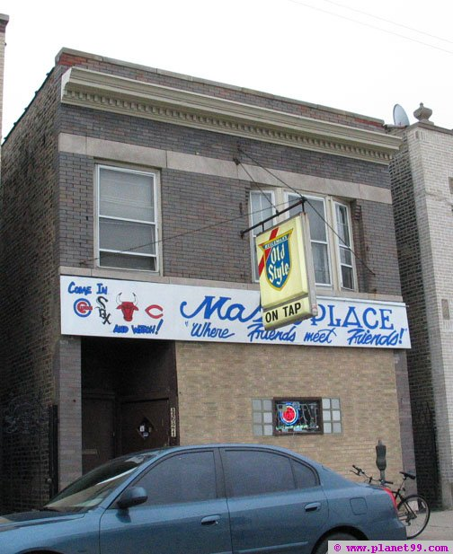 Max's Place , Chicago