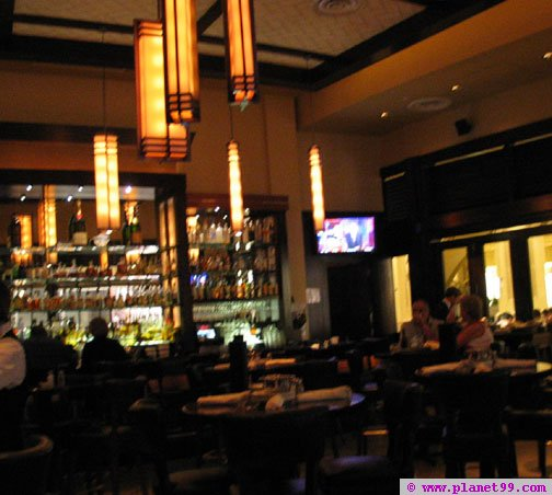 Joe's Seafood and Steak , Las Vegas