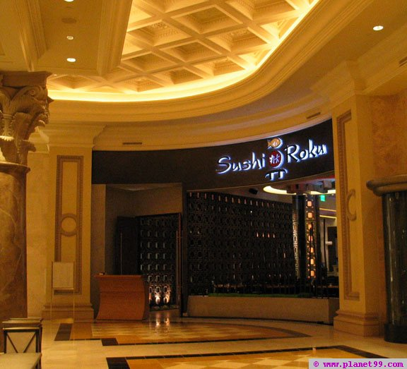 Sushi Roku , Las Vegas