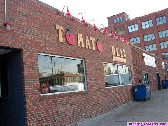 Tomato Head  , Chicago