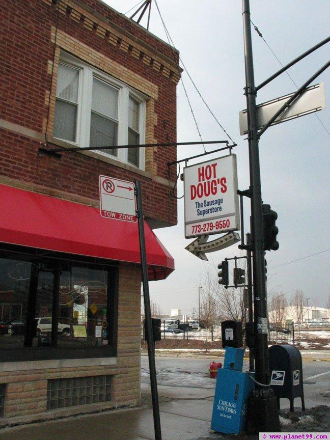 Hot Doug's , Chicago