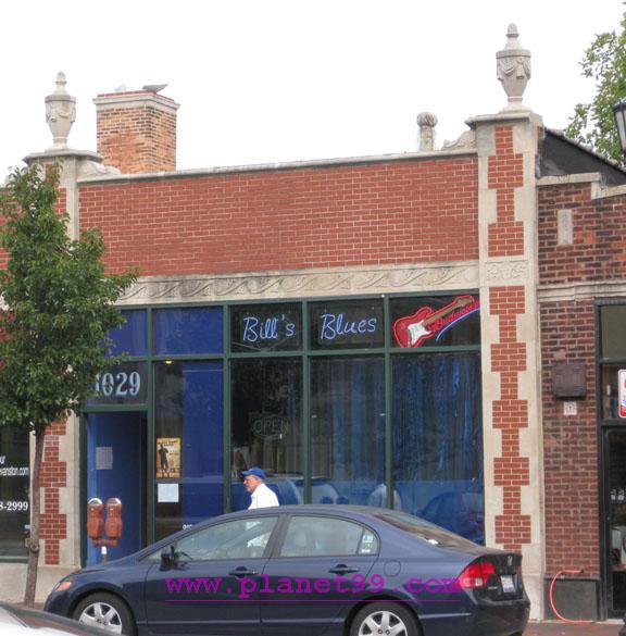 Bill's Blues Bar , Evanston
