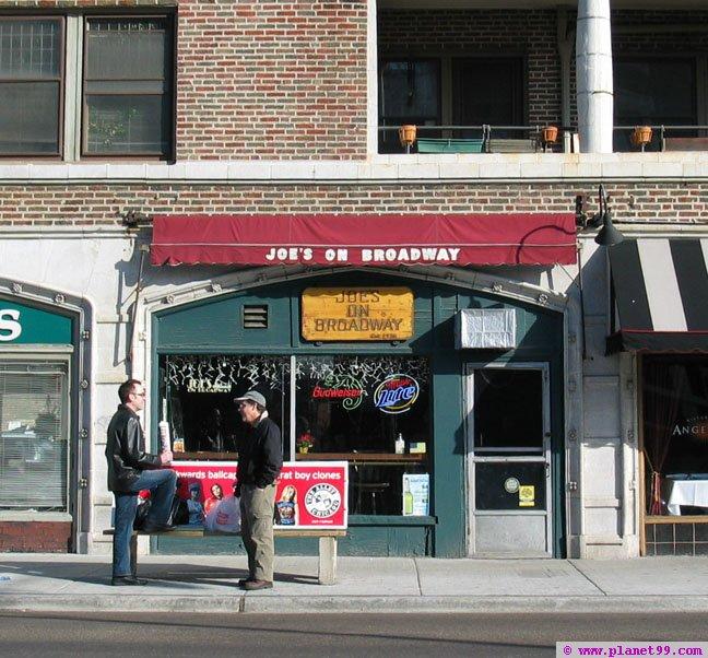 Joe's on Broadway , Chicago