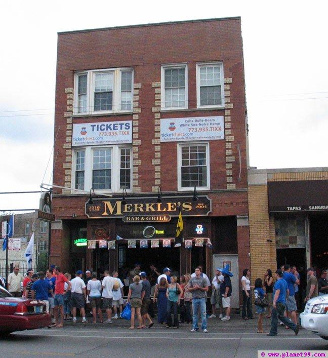 Merkle's , Chicago