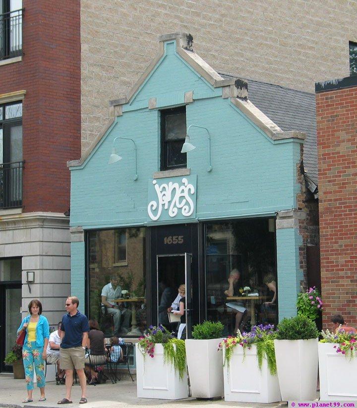 Jane's , Chicago
