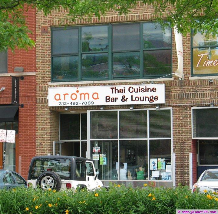 Aroma  , Chicago
