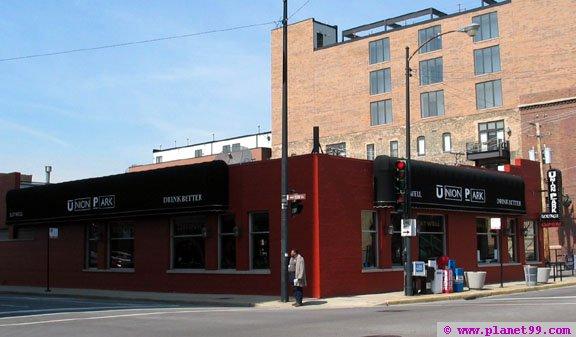 Union Park Lounge , Chicago