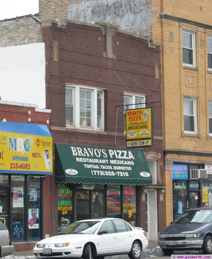 Bravo's Pizza , Chicago