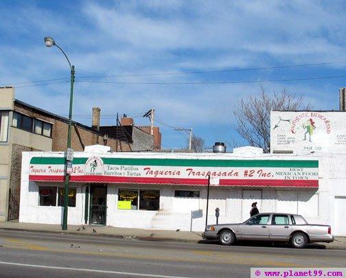 Taqueria Traspasada #2 , Chicago