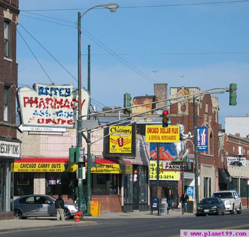 Chicago Carry Outs , Chicago