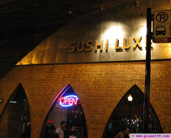 Sushi Luxe  , Chicago