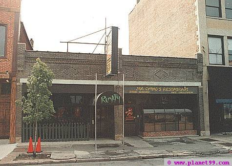 Jim Ching's Restaurant , Chicago