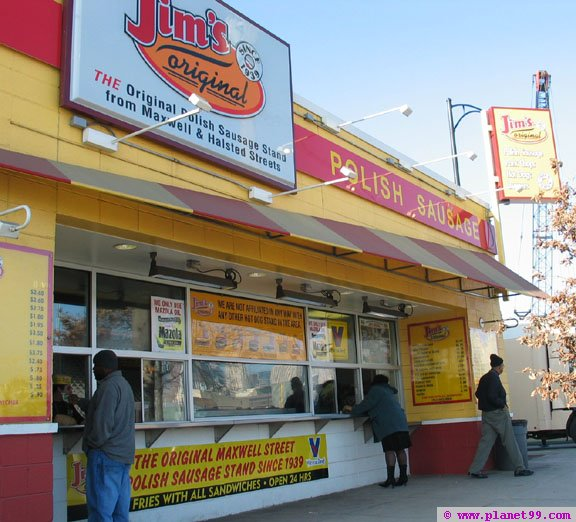 Best Hot Dog Restaurant In Chicago