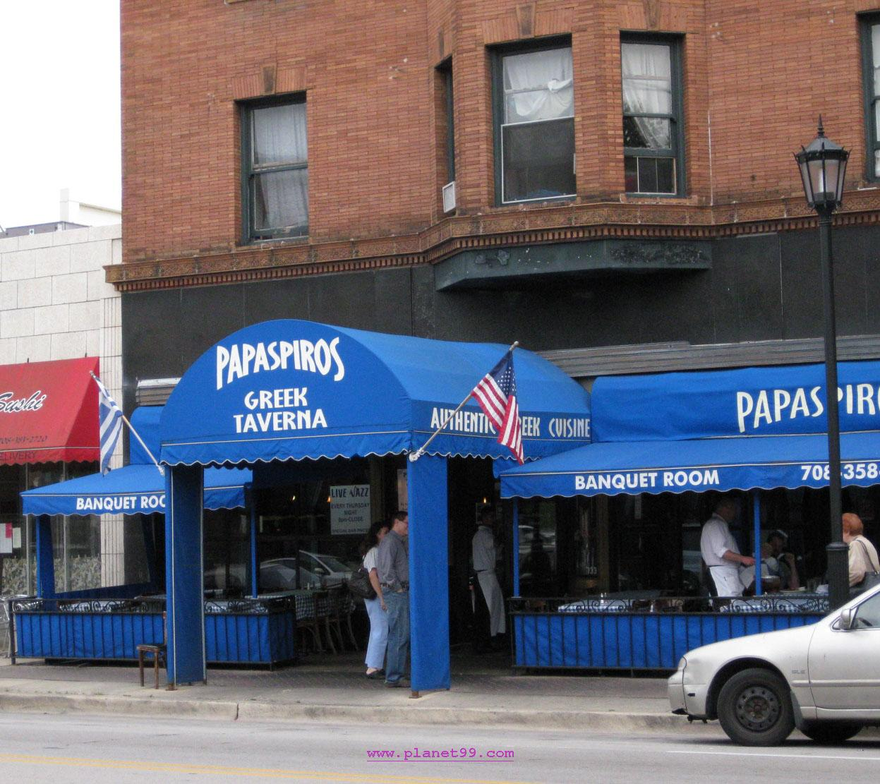 Papaspiros , Oak Park