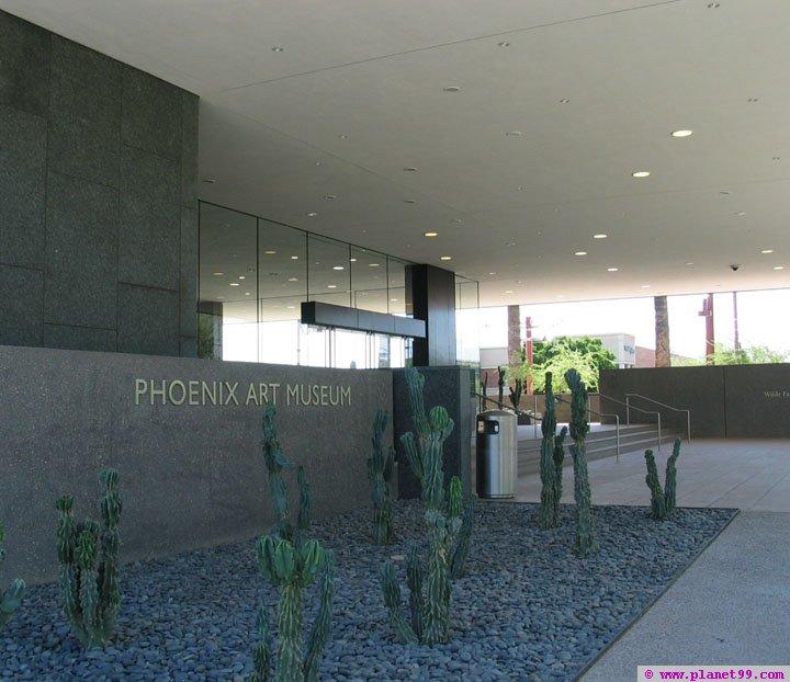 Phoenix Art Museum , Phoenix