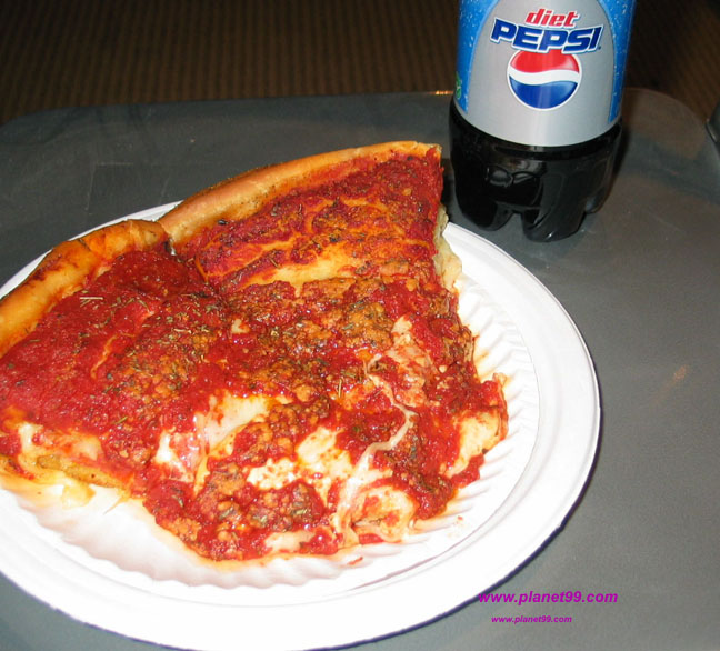 The Art of Pizza , Chicago